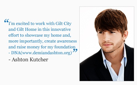 ashton kutcher quotes. Ashton Kutcher Selling Home