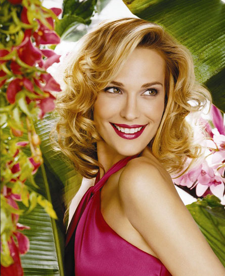 Molly Sims covergirl