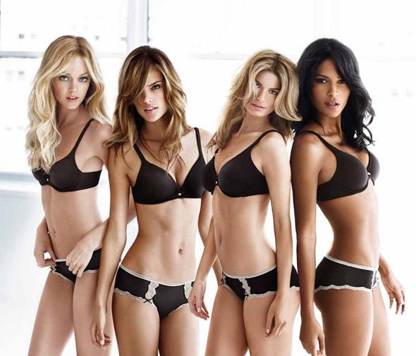 Victoria's Secret Swim 2010; Richard Branson's Private Tropical Island