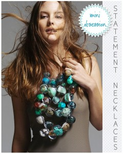 Statement Necklace 2010
