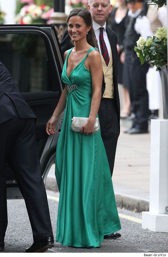 Pippa Middleton S Wedding Reception Shoes