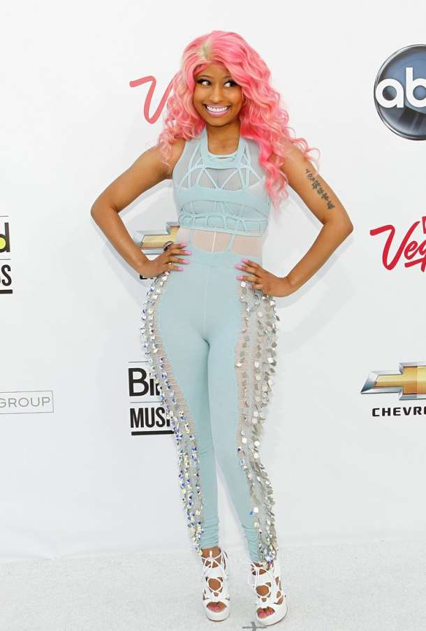 nicki minaj 2011 billboard awards. Nicki Minaj At The 2011