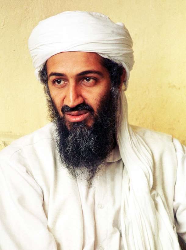 and osama in laden in. Breaking News: Osama Bin Laden