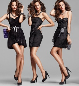 Black Dress on Great Little Black Dresses  And The Perfect Pumps To Go With Them