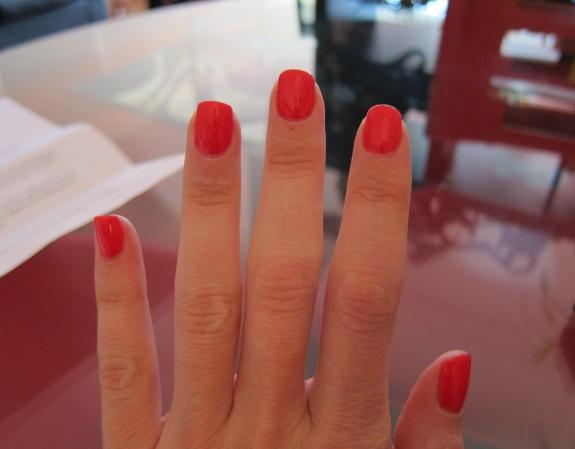 Gel Manicure Opi