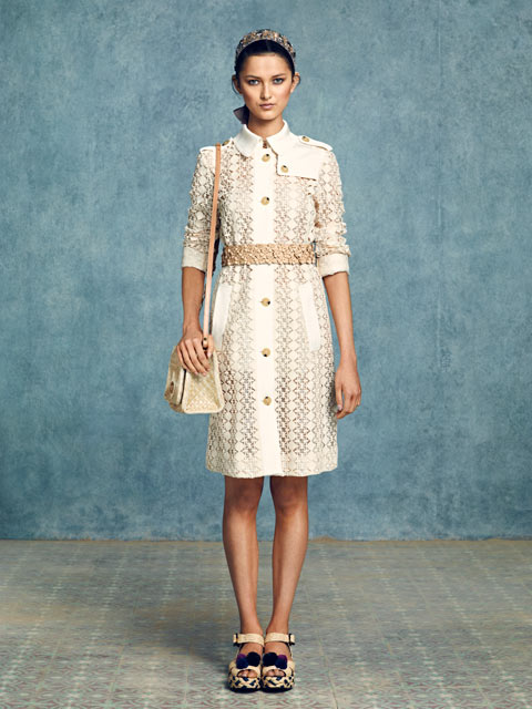 Tory Burch's 2013 Resort Collection
