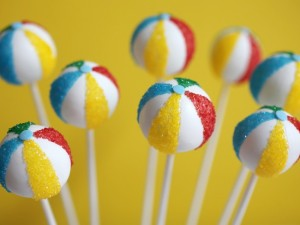 Bakerella's Summer Themed Cake Pops_12