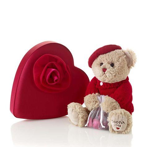 valentines day heart chocolate godiva