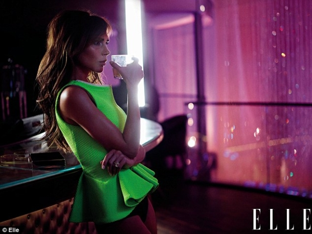 Victoria Beckham for ELLE UK March 2013-2