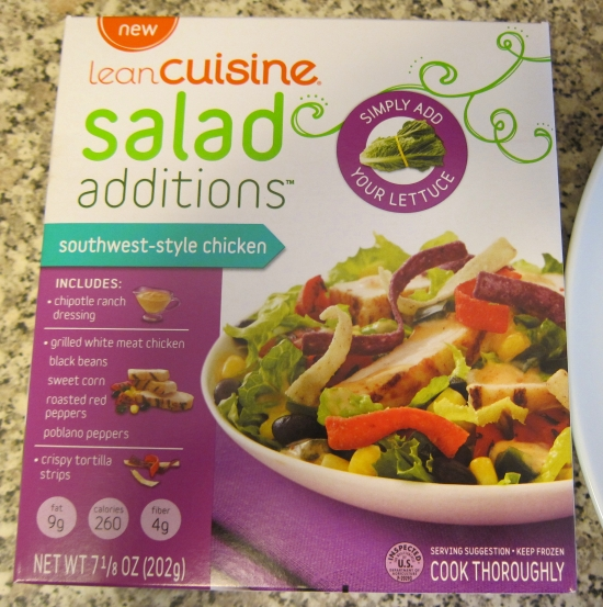 Lean Cuisine Salad Toppers southwest_0346