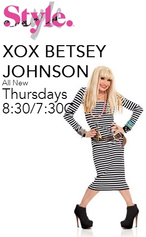 XOXO Betsey Johnson Style Network