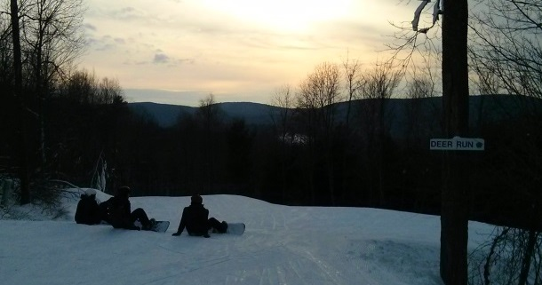 Ski Day: Mohawk Mountain in Cornwall, CT
