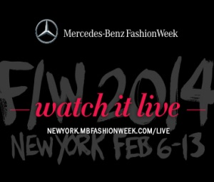 Mercedes Benz Fashion Week Live Stream Video_103602