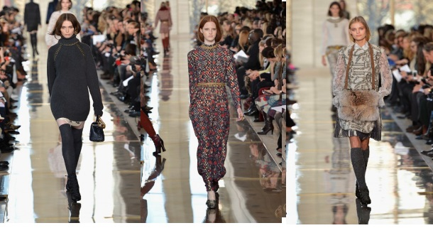 Livestream: Tory Burch Fall/Winter 2014