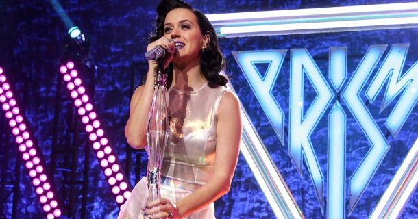 Katy Perry to Perform at Mohegan Sun on July 7th