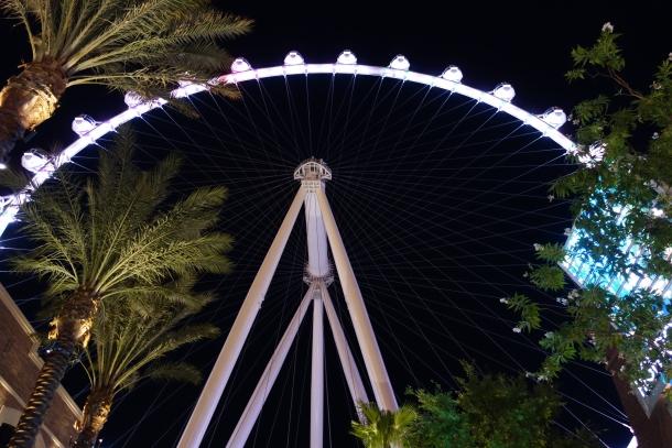 High Roller Ferris Wheel In Las Vegas-DSC08737